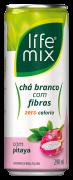 CHÁ BRANCO SABOR PITAYA COM FIBRAS - LIFE MIX - 290ML
