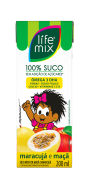 SUCO DE MARACUJÁ - LIFE MIX KIDS - 200ml