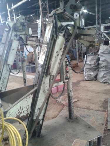 Esteira transportadora cavaco 1,70m  - C216  - Metalmaq