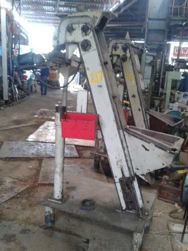 Esteira transportadora cavaco 1,70m - C217  - Metalmaq