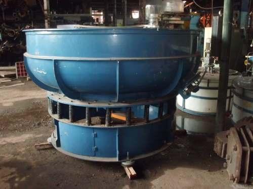 Máquina de Polimento Vibratório Tamboreador 1500 L  - C733  - Metalmaq
