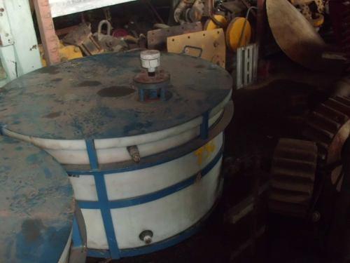 Reservatório caixa de água de Nylon 750 litros - C736  - Metalmaq