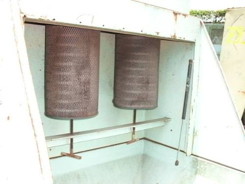 Funil Transportador para injetora extrusora  - C796  - Metalmaq