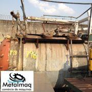 Autoclave industrial óleo térmico vapor Borracha- C798