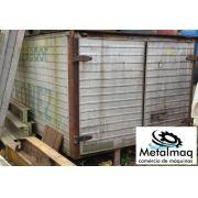 Bau De Alumínio Para Caminhão 3/4 164x217x403m- C1064