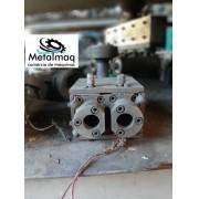 Cabeçote De Extrusora Sopradora Duplo 2x60 C6127