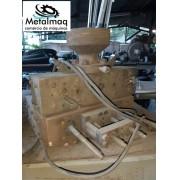 Cabeçote De Extrusora Sopradora Quadruplo 4x70 C6131