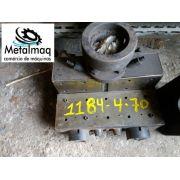 Cabeçote De Extrusora Sopradora Quadruplo 4x70mm- C1184