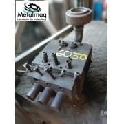 Cabeçote De Extrusora Sopradora Triplo 3x40 C6130