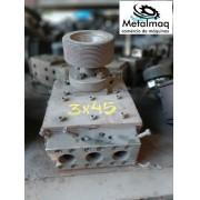 Cabeçote De Extrusora Sopradora Triplo 3x45 C6128