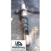 Canhão e rosca extrusora injetora sopradora C1647