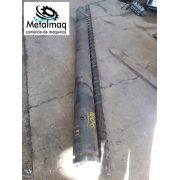 Canhão E Rosca Para Extrusora De Plástico 2800x90mm- C1006