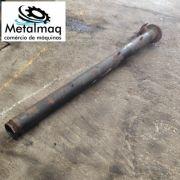 Canhão para extrusora de plástico  85 x 2100 mm- C366