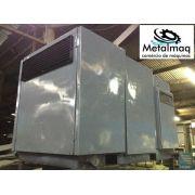Compressor Parafuso GA 507 60 hp 7 bar GA 45 Atlas Copco Revisado 240 pés- C141