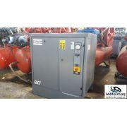 Compressor Parafuso GX-7 ATLAS 10 cv 40 pcm revisado C1627