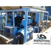 Compressor Parafuso Sullair 200 Cv- C1486
