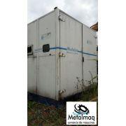 Contêiner Cabine revestimento térmico e acústico- C1012