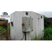 Contêiner Cabine revestimento térmico e acústico- C990