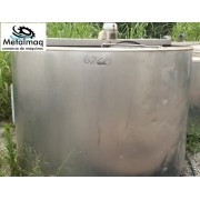 Tanque resfriador de leite Laticìnios Inox 3500 Litros C6260