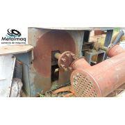 Desbobinador de chapas fitas arame aço- C227