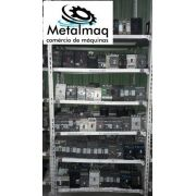 Disjuntor caixa moldada 225a GE ABB Merlin Gerin WEG C2560