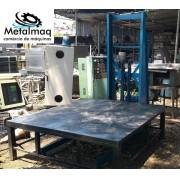 Empilhadeira Elevevador Monta Carga Eletrica/Hidráulica 2,5m - C816
