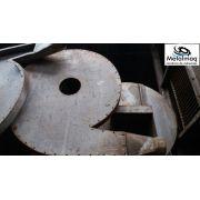 Estrutura Para Ventoinha Transportadora Industrial- C1229