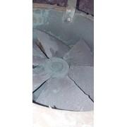 Exaustor axial  com transmissão motor externo 1/2cv - C6099
