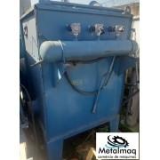 Filtro manga aspirador de pó com ventoinha 112x230x112 C6183
