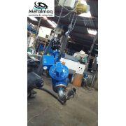 Hidrômetro axial horizontal industrial Gilbarco C6088