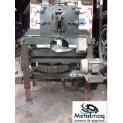 Laminador de chapa de aço ferro cobre alumínio motor 20cv- C1169