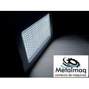 Luminária refletor de LED 200W único 5 anos Garantia C2620
