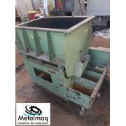 Máquina de Polimento Vibratório C1601