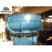 Máquina de Polimento Vibratório Tamboreador 1500 L  - C737