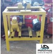 Maquina elétrica de dobrar estribos e sapatas - C6119