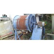 Moinho de Bolas revestido manganes 800 L C6022