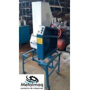 Moinho triturador Plástico 200mm galhos pé de maquina C6184