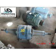 Moto Esmeril Politriz Industrial 5 cv 1700 rpm  -  Cód 30