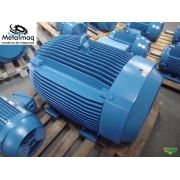 Motor elétrico 100 cv Trifasico 3500 rpm 2 polos Revis C3054