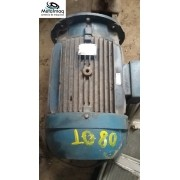 Motor elétrico 40 cv / hp 1700 rpm flangeado - C1080