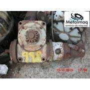 Motoredutor com motor bomba hidráulica - Cód   998