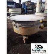 Peneira Vibratória Circular inox diamentro 95cm C1875