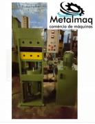 Prensa Borracha 40x20 hidráulica Automática - C1842