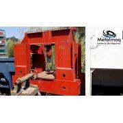 Prensa Hidráulica 200Ton 900x740 mm mesa ajustável C1451