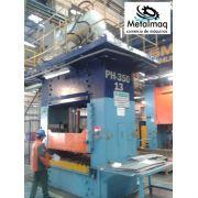 Prensa Hidráulica 300 350 a 400 Ton Dupla ação 2x1,3 C253