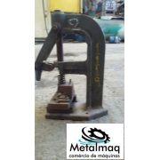 Prensa Manual Botoes Ilhos Rebites- C1119