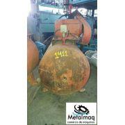 Pulmão Compressor De Ar 20 Pés Com Motor 5 Hp - C1411