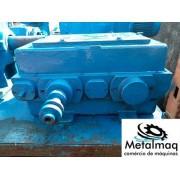 Redutor de velocidade 1:1 para motor elétrico - C2680