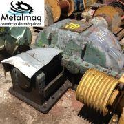 Redutor de velocidade para cilindro misturador  de borracha 1:440 - C58