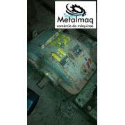 Redutor De Velocidade Sauer 1:1 Para Motor Elétrico- C809